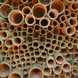 Pipe background Royalty Free Stock Images