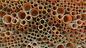 Pipe background Stock Image