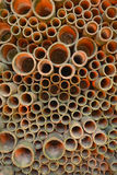 Pipe background Royalty Free Stock Photography