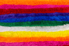 Pipe cleaners. Background of multicolored pipe cleaners royalty free stock photos