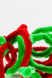 Pipe cleaners Stock Images