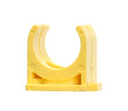 Pipe clip Stock Photos