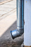Pipe conduit royalty free stock photo