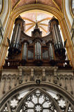 pipe d'organe d'église photos libres de droits