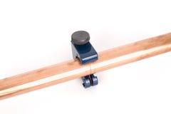 pipe de cuivre de coupeur Image libre de droits