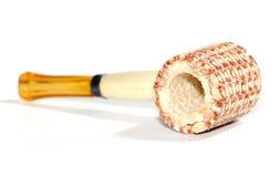 Pipe de maïs photographie stock libre de droits