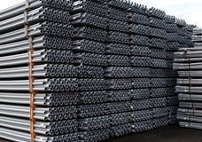 Pipe de PVC photos stock