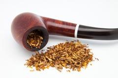 Pipe de tabac Image libre de droits