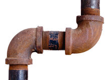 Pipe Ell Stock Images