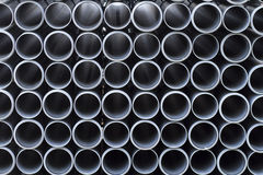 Pipe ends Royalty Free Stock Photos