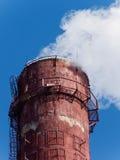 Pipe factory stock photos