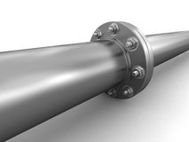 Pipe fitting Stock Photos