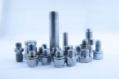 Industrial products Royalty Free Stock Images
