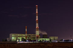 Pipe industrielle Photographie stock libre de droits