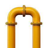 Pipe Royalty Free Stock Photos