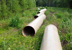 Pipe line Royalty Free Stock Images