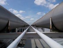 Pipe line Stock Photo