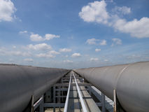 Pipe line Royalty Free Stock Photography