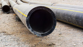 Pipe low pressure Royalty Free Stock Photos