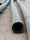 Pipe low pressure Stock Photo