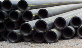 Pipe low pressure Royalty Free Stock Photo
