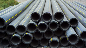 Pipe low pressure Royalty Free Stock Images