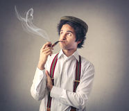 The pipe Royalty Free Stock Images