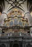 Pipe organ Royalty Free Stock Image