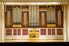 Pipe organ Stock Photos