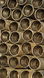 Pipe pattern Stock Photography