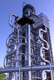 Pipe plant Stock Photo