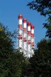 Pipe Plant sky Stock Photos
