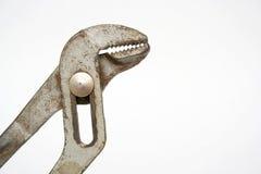 pipe pliers water Στοκ Εικόνα
