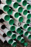Pipe road Royalty Free Stock Photo