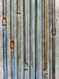 Pipe and Rust texture Royalty Free Stock Images