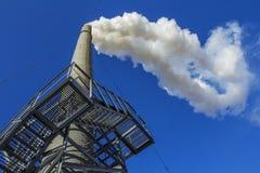 Pipe smokes Royalty Free Stock Image