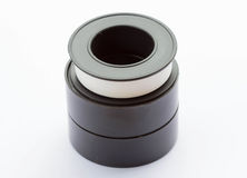 pipe thread seal tape Stock Photos