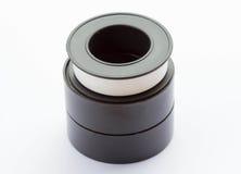 pipe thread seal tape Stock Photos