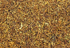Pipe tobacco Stock Image