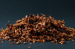 Pipe tobacco Stock Images