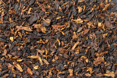 Pipe tobacco background Stock Images
