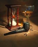 pipe tobak Arkivfoto