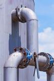 pipe ventiler Royaltyfria Foton