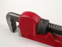 Pipe Wrench Stock Photos
