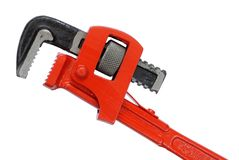 Pipe Wrench Stock Images