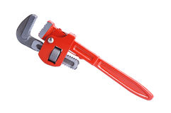 Free Pipe Wrench Royalty Free Stock Photo - 31319355