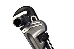 Pipe Wrench IV Stock Photos