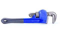 A  pipe wrenches Stock Images