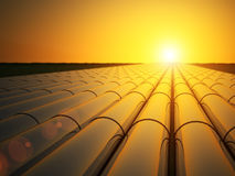 Pipeline Stock Photo
