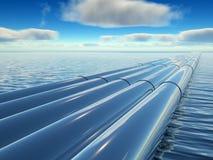 pipeline Royaltyfri Fotografi